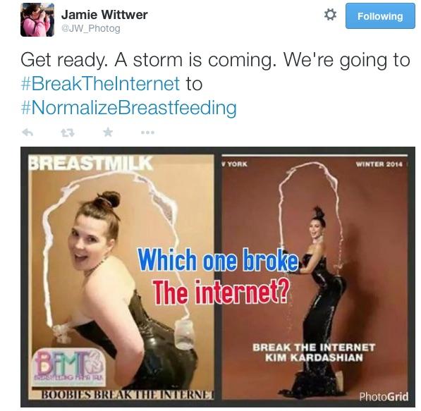 Boobies Break Internet