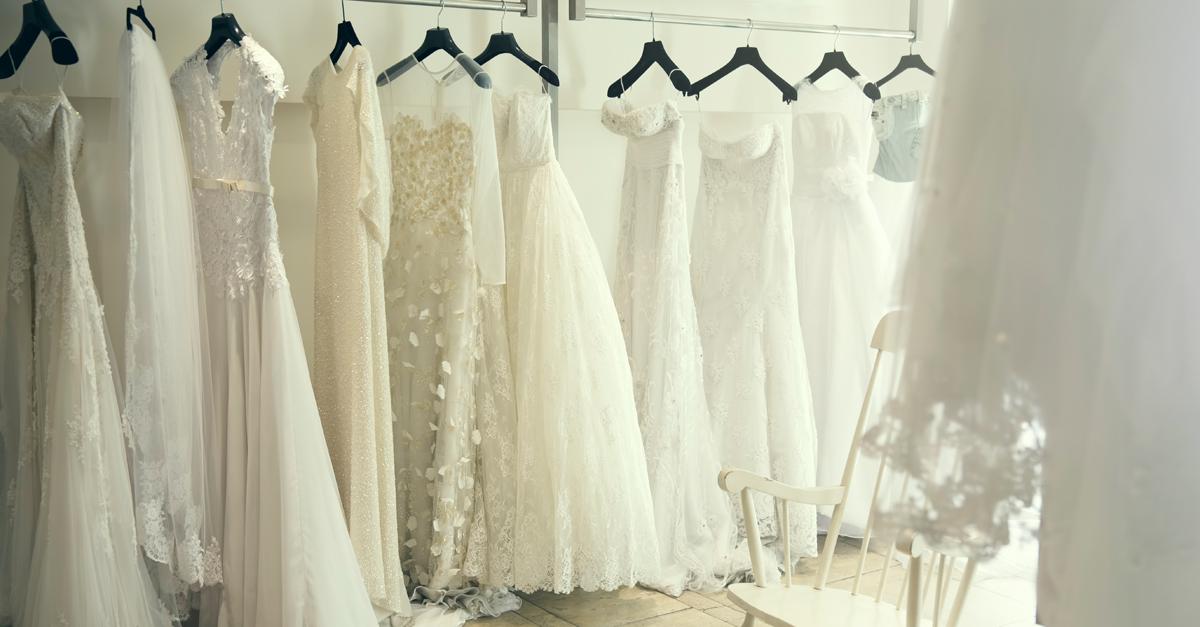 Wohl das Schönste, das man mit seinem Brautkleid nach der Hochzeit ...