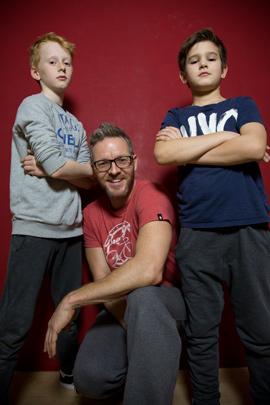 Breakdance mit Phil Greifenberg