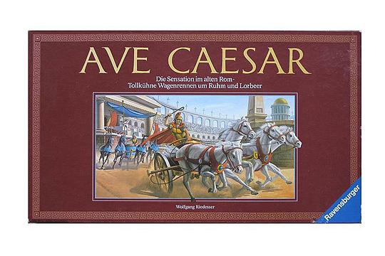 Die besten Brettspiele: Ave Caesar