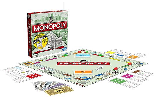 Die besten Brettspiele: Monopoly