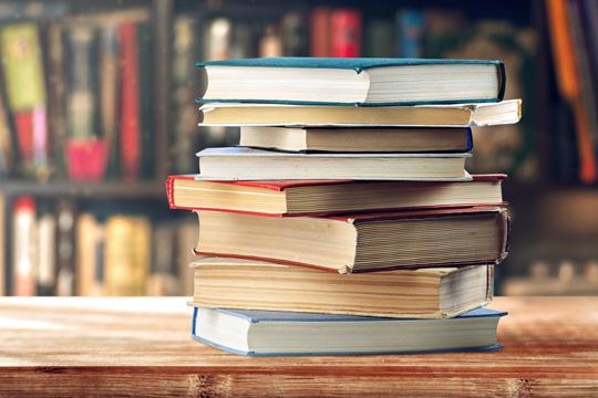 Buchülle nähen für Bücher und Hefte