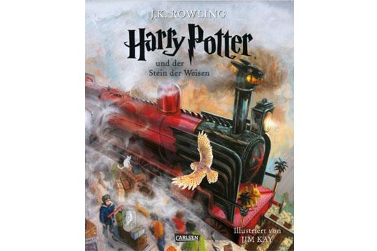Harry Potter - Schmuckausgabe