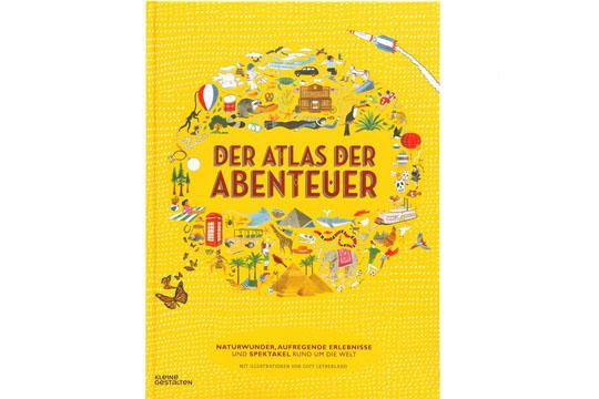 Buchtipp: Der Atlas der Abenteuer