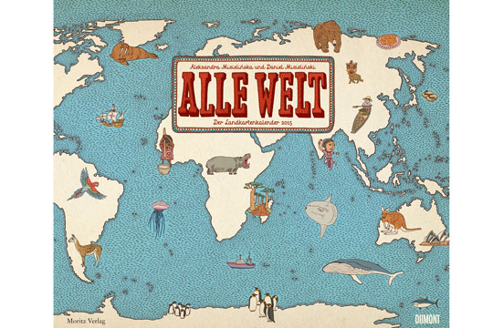 Buchtipp: Alle Welt