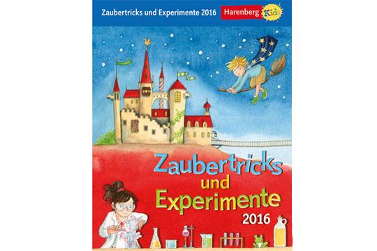 Buchtipp: Zaubern und Experimente