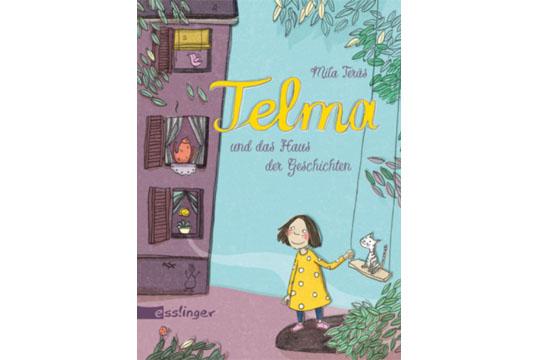 Buchtipp: Telma und das Haus der Geschichten