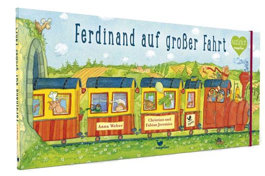 Buchtipp: Ferdinand auf großer Fahrt