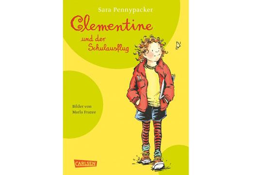 Buchtipp: Clementine und der Schulausflug