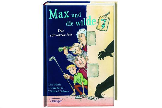 Buchtipp: Max und die wilde 7