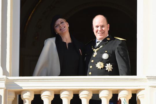 Fürstin Charlène hat Zwillinge bekommen
