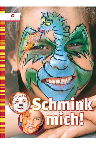 Clown schminken: Buchtipp