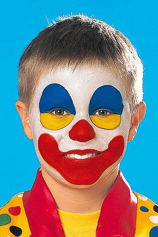 Clown Schminken Step By Step Anleitung Familie De
