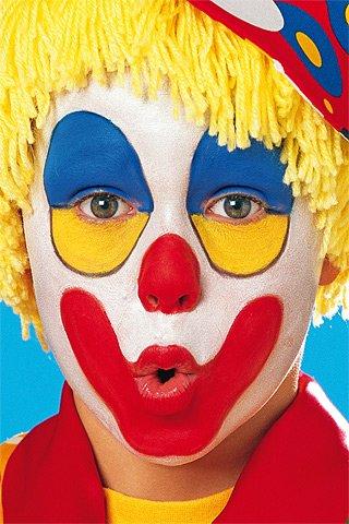 Clown Schminken Step By Step Anleitung Familiede