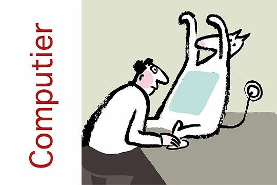 Computier statt Computer