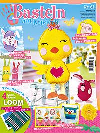 Cover: Basteln mit Kindern Nr. 61