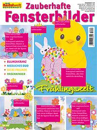 Cover Meine Bastelwelt Sonderheft Fensterbilder