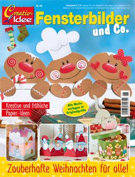 Cover Creatividee Weihnachten