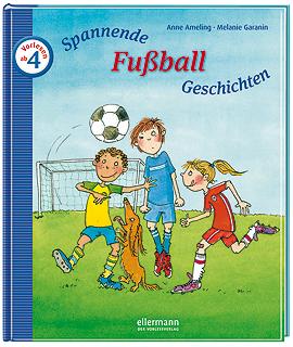Cover Spannende Fußballgeschichten