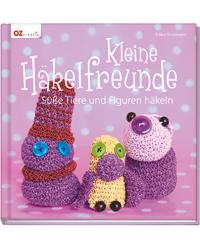 Cover: kleine Häkelfreunde