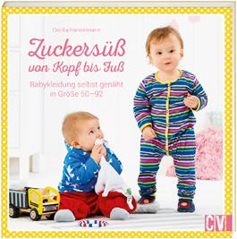 Cover Nähen für Babys und Kleinkinder