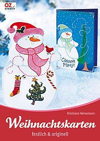 Cover Weihnachtskarten festlich und originell