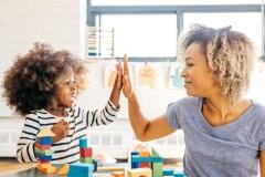 Erster Tag im Kinderarten: Eltern sind gefragt