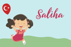 Türkische Vornamen: Saliha