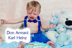 Chantalismus: Don Armarni Karl Heinz