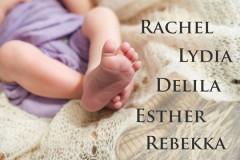 Weitere biblische Namen für Mädchen