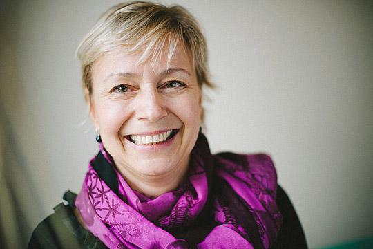 Gabi aus Berlin: Das erste Gesicht