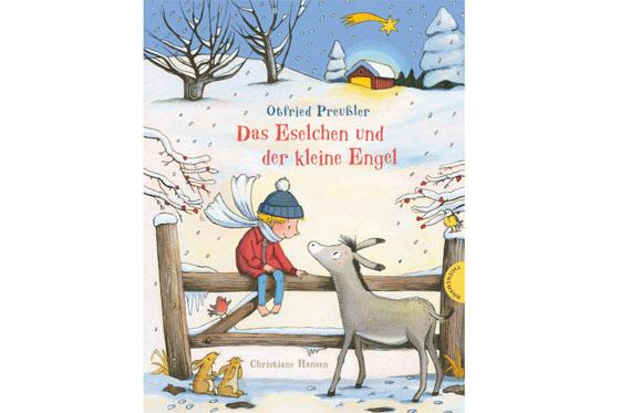Kinderbücher Weihnachten: Das Eselchen und der kleine Engel