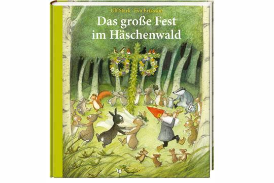Buchtipp: Das große Fest im Häschenwald