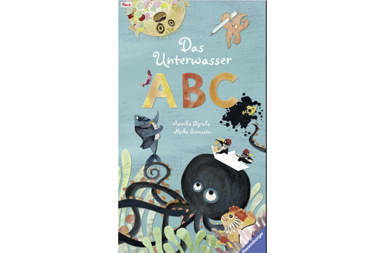 Buchtipp: Das Unterwasser ABC