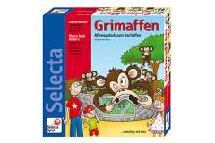 "Selecta Lernspiel ""Grimaffen"""