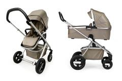 Kinderwagen: Nuna-Kinderwagen IVVI