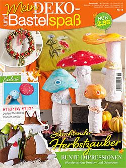 Mein Deko- und Bastelspaß Cover 15/2014