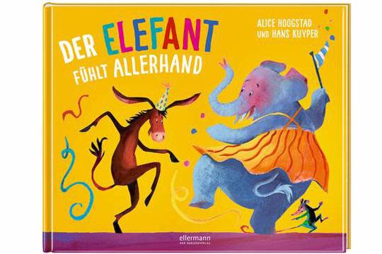 Buchtipp: Der Elefant fühlt allerhand