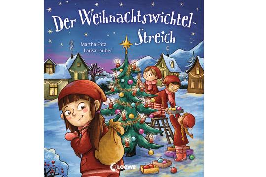 Buchempfehlung: Der Weihnachtswichtel-Streich