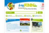 Internetseiten für Kinder: Frag Finn