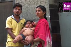 8 Monate alt und 19 Kilo schwer