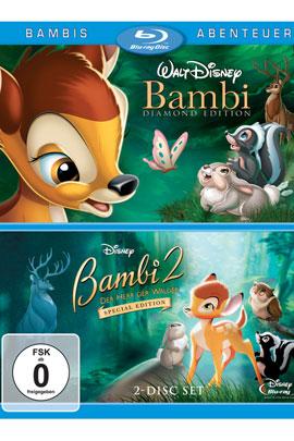 Die besten Kinderfilme: Bambi