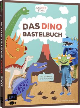 Dino Bastelbuch EMF Verlag