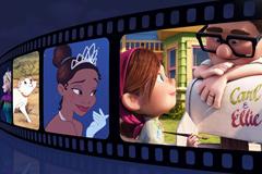 Namen aus Disney-Filmen