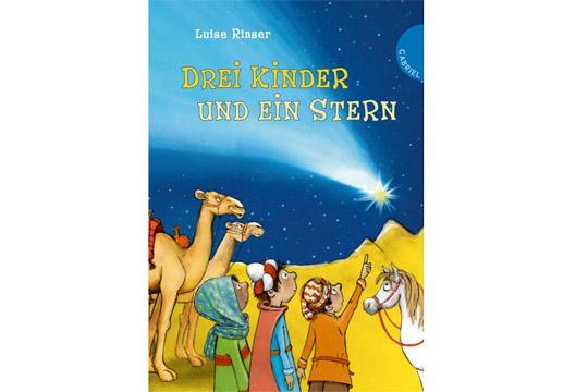 Buchempfehlung: Drei Kinder und ein Stern