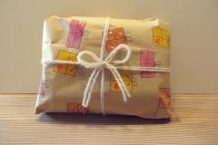 Geschenkpapier basteln