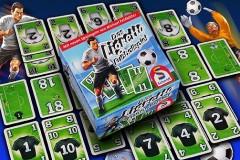 """Fußball-Fanartikel: """"Das Ligretto Fußballspiel"""""""
