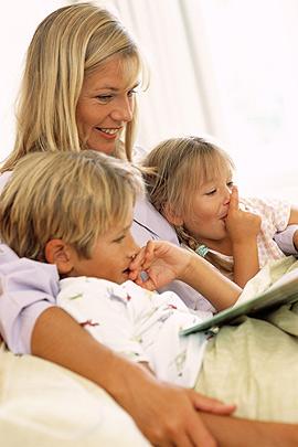 Einschlafen: Rituale helfen beim Enstpannen