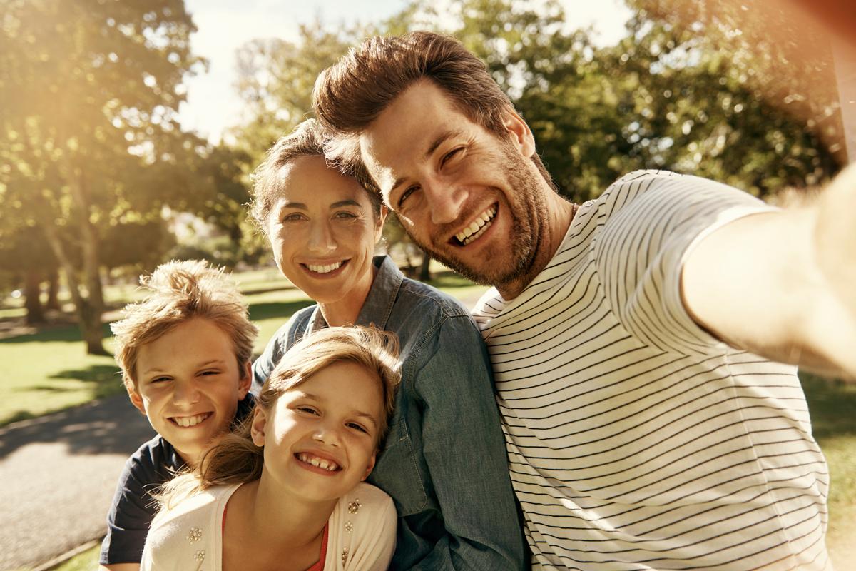 Gemeinsam stark: Eltern-Kind-Beziehung