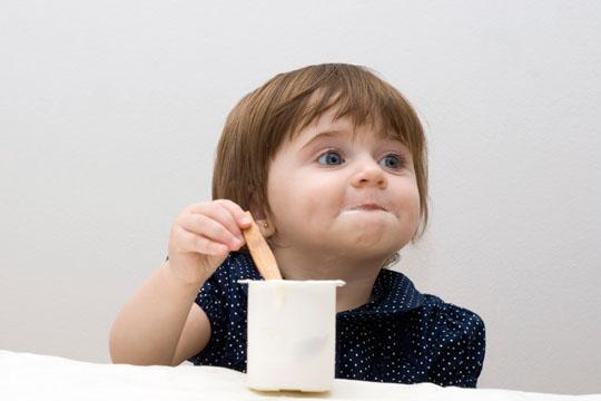 Erkältung vorbeugen: Joghurt